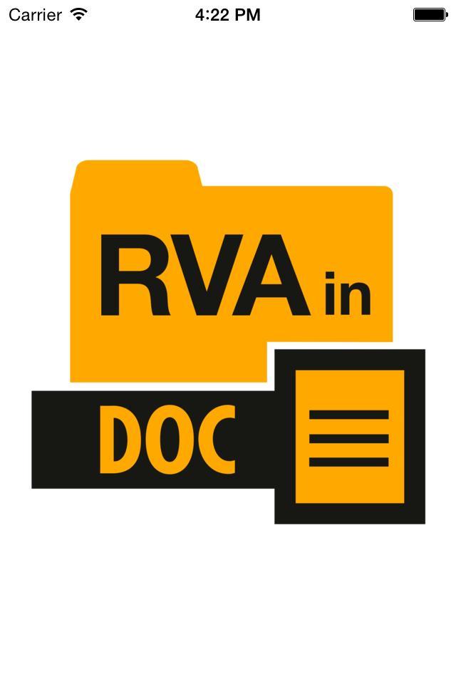 RVA-DOC-IN poster