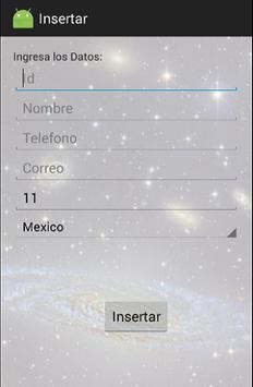 Agenda apk screenshot