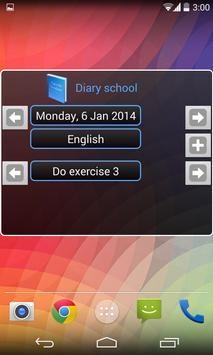 School diary lite screenshot 5