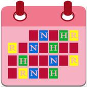 Agenda Capilar icon