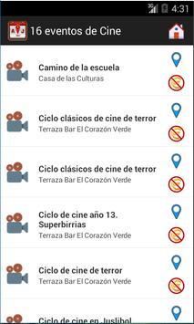 AgendaJovenZgz apk screenshot
