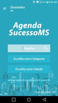 Agenda Sucesso MS poster