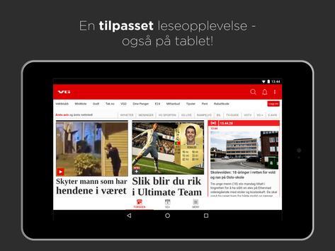 VG apk screenshot