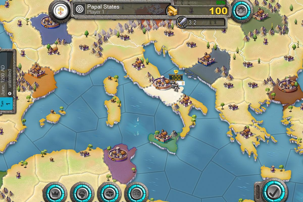 Age of Conquest IV apk screenshot