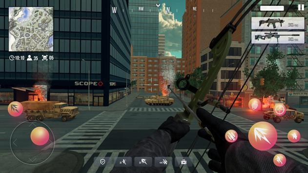 Age Of War Gun Strike screenshot 7