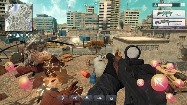 Age Of War Gun Strike screenshot 5