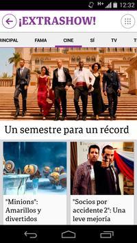 Clarín poster