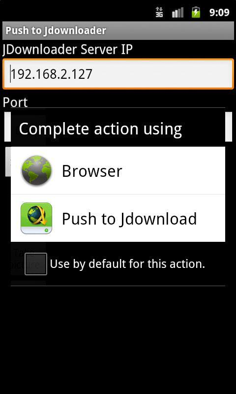 Push to JDownloader for Android - APK Download