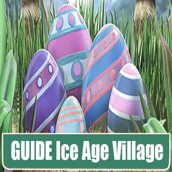 Guide Ice Age Village poster