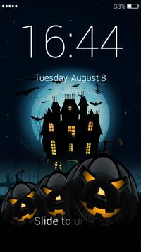 Halloween Lock Screen screenshot 4