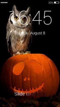 Halloween Lock Screen screenshot 6