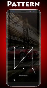 Super Racer Car Lock Screen Wallpaper apk screenshot