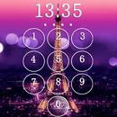 Paris Eiffel Tower Lock Screen APK Android