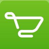 myShopi – shopping & promo icon