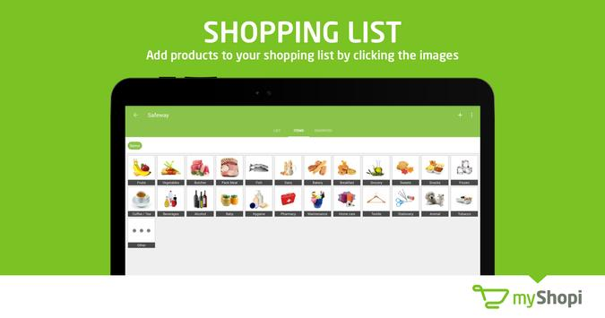 myShopi – shopping & promo apk screenshot