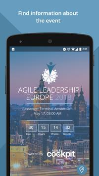 Agile Leader poster