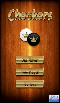 Checkers Deluxe screenshot 1