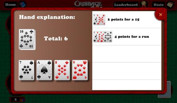 Cribbage apk screenshot