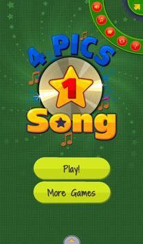 4 Pics 1 Song apk screenshot