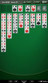 Free Cell Solitaire poster