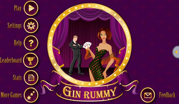 Gin Rummy poster