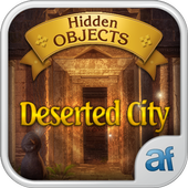 Hidden Objects Deserted City icon
