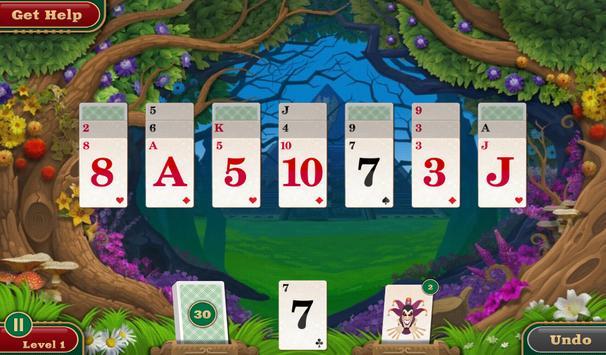 Pyramid Solitaire screenshot 3