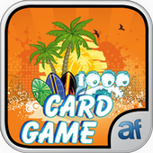 1000 Card Game icon