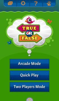 True Or False apk screenshot