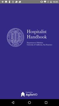 Hospitalist Handbook-poster