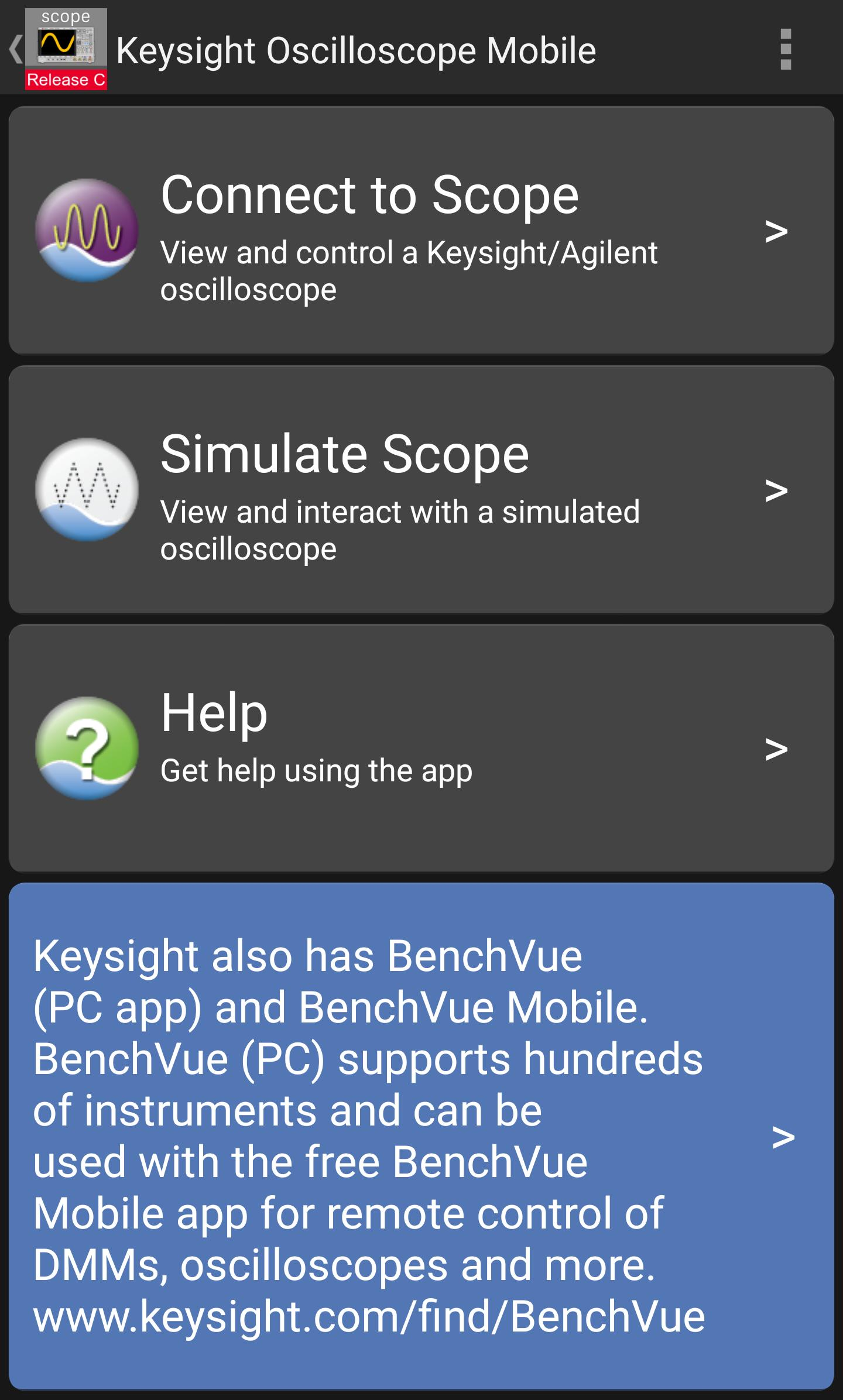 All Of The Live Forever | Best Free Android Oscilloscope App