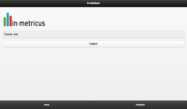 inmetricus apk screenshot