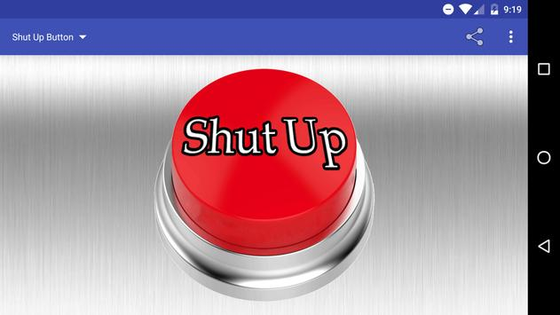 Shut Up Button screenshot 4