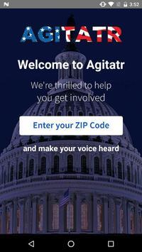 Agitatr poster
