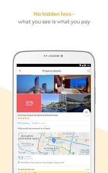 أجودا - حجز فنادق & إقامات apk تصوير الشاشة