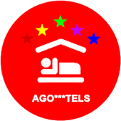 Hotels Reservation App icon