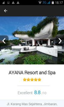 Hotels Reservation App apk screenshot