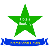 Hotel Reservation App icon