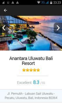Hotel Reservation App apk screenshot