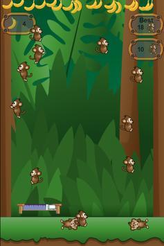 Monkey Juggle screenshot 1