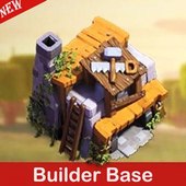 New COC Builder Hall Base icon