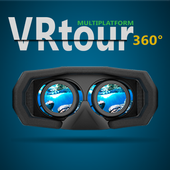 VR Tour 360 - Example icon