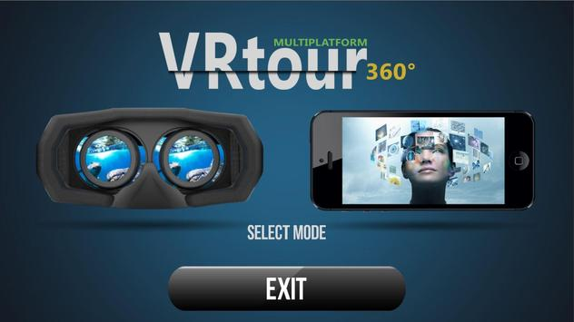 VR Tour 360 - Example poster