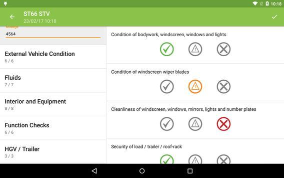 routeMASTER Check screenshot 15