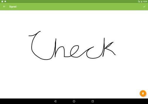 routeMASTER Check screenshot 10