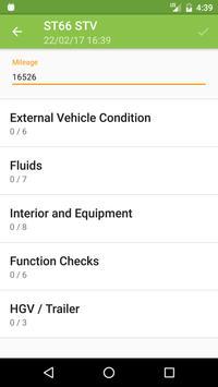 routeMASTER Check screenshot 2