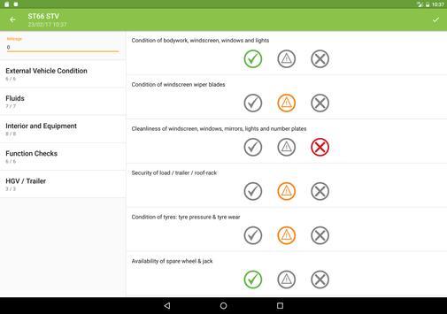 routeMASTER Check screenshot 9