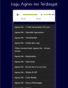 Lagu Agnez Mo Terdasyat screenshot 1