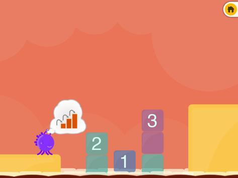 Monster Sort: Size & Numbers screenshot 4