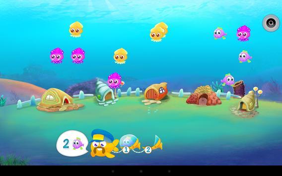 Count Crab: Baby Fish School apk screenshot